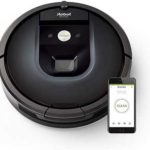iRobot Roomba 981 Robot Vacuum cleaner ideal for carpets
