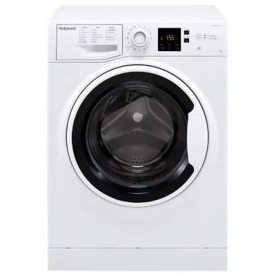 Hotpoint NSWA963CWWUK 9Kg Washing Machine with 1600 rpm