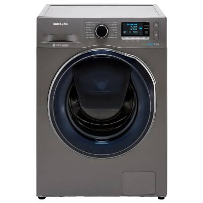 Samsung AddWash™ ecobubble™ WW80K6414QX 8Kg Washing Machine with 1400 rpm