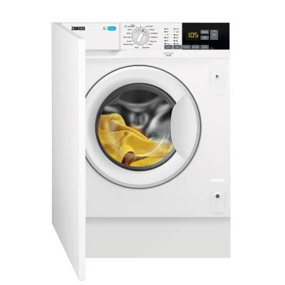 Zanussi Z814W85BI Integrated 8Kg Washing Machine with 1400 rpm