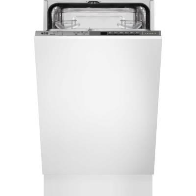 AEG FSB51400Z Fully Integrated Slimline Dishwasher
