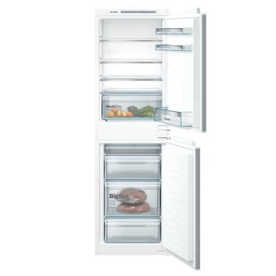 Bosch Serie 4 KIV85VSF0G Integrated 50/50 Fridge Freezer with Sliding Door Fixing Kit