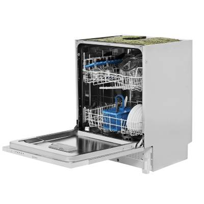 Indesit DIF16B1 Fully Integrated Standard Dishwasher