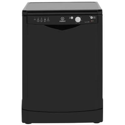 Indesit Eco Time DFG15B1K Standard Dishwasher