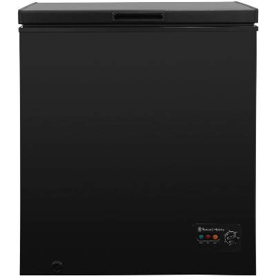Russell Hobbs RHCF142B Black 142 Litre Freestanding Chest Freezer by Russell Hobbs