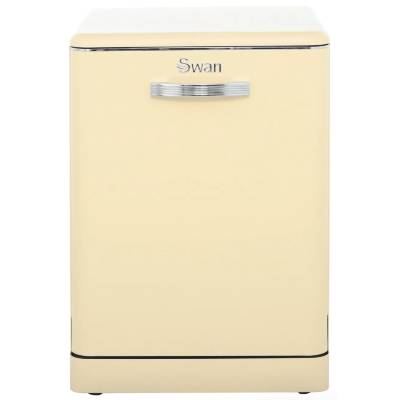Swan Retro SDW7040CN Standard Dishwasher
