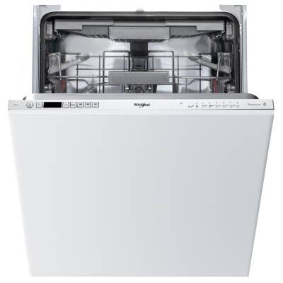 Whirlpool WIC3C23PEFUK Fully Integrated Standard Dishwasher