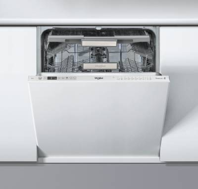 Whirlpool WIO3O33DELUK Fully Integrated Standard Dishwasher