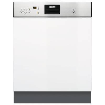 Zanussi ZDI26022XA Semi Integrated Standard Dishwasher