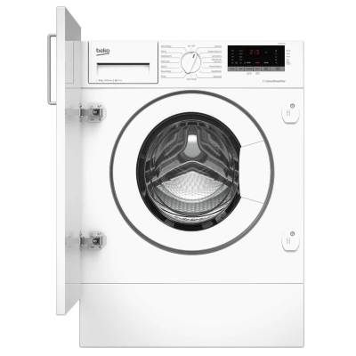 Beko WIR86540F1 Integrated 8Kg Washing Machine with 1600 rpm