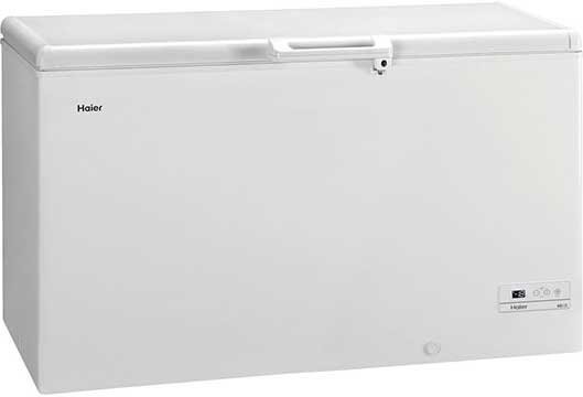Haier HCE429R Freestanding Chest Freezer