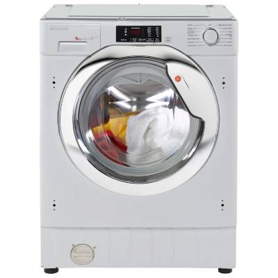 Hoover H-WASH 300 HBWM914DC Integrated 9Kg Washing Machine with 1400 rpm