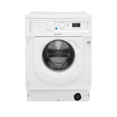 Indesit BIWMIL71252 Integrated 7Kg Washing Machine with 1200 rpm