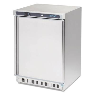 Polar CD081 Frost Free Commercial Under Counter Freezer