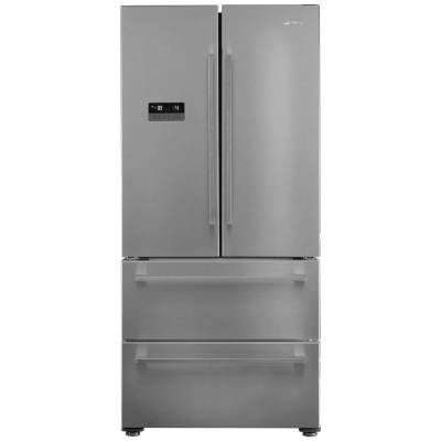 Smeg FQ55FXE1 American Fridge Freezer - Stainless Steel