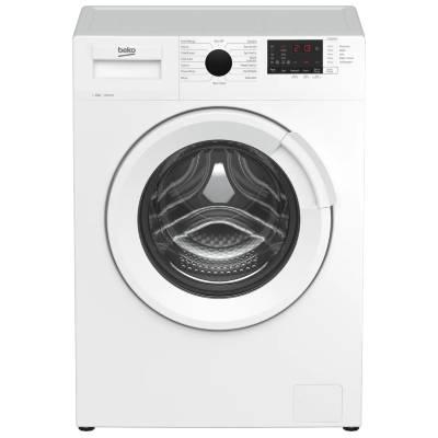 Beko WTL84121W 8Kg Washing Machine with 1400 rpm