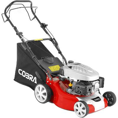 Cobra M46SPC 18 46cm Petrol Self Propelled Lawnmower