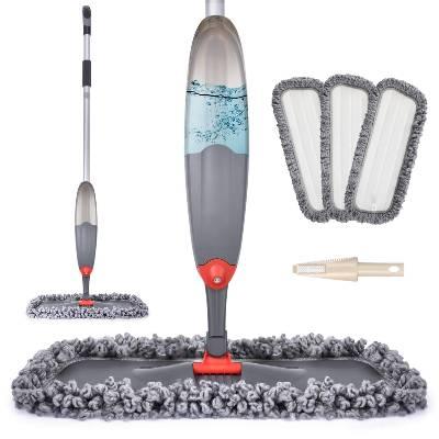 Domi-patrol Microfibre Flat Floor Mop