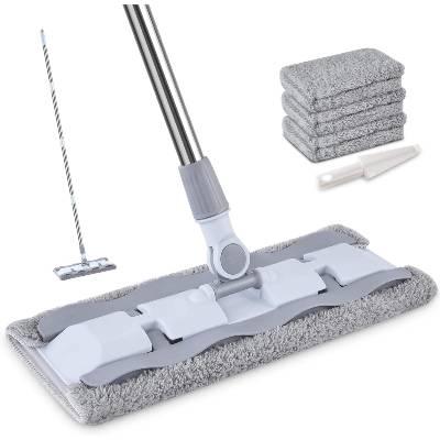 HOMTOYOU Microfibre Dust Mop