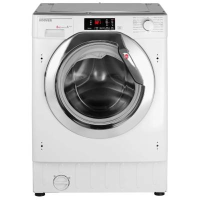 Hoover H-WASH 300 HBWM814DC Integrated 8Kg Washing Machine with 1400 rpm
