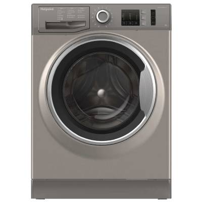 Hotpoint ActiveCare NM10844GSUK 8Kg Washing Machine with 1400 rpm