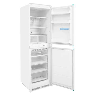 Hotpoint Aquarius HM325FF2.1 Integrated 50/50 Frost Free Fridge Freezer with Sliding Door Fixing Kit