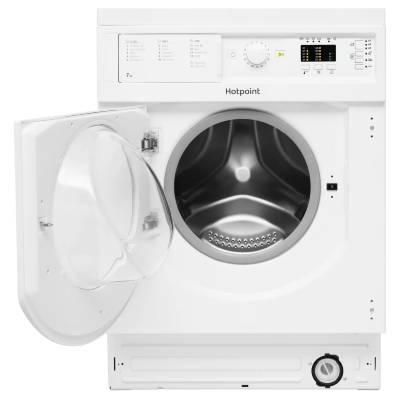 Hotpoint BIWMHL71453UK Integrated 7Kg Washing Machine with 1400 rpm