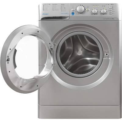 INDESIT BWC61452S Innex 6kg 1400rpm Freestanding Washing Machine