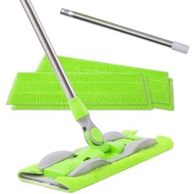 ITSOFT Microfiber Hardwood Floor Mop