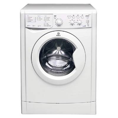 Indesit Eco Time IWDC6125 6Kg 5Kg Washer Dryer with 1200 rpm