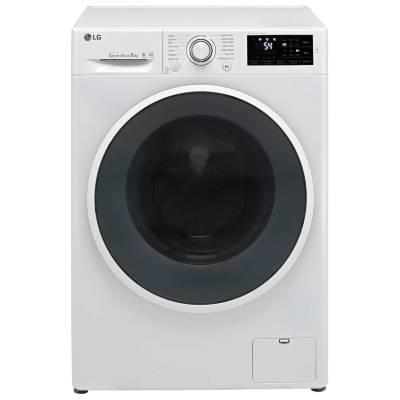 LG F4J608WN 8Kg Washing Machine with 1400 rpm