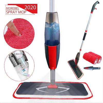 MDrebel Microfiber Spray Mop