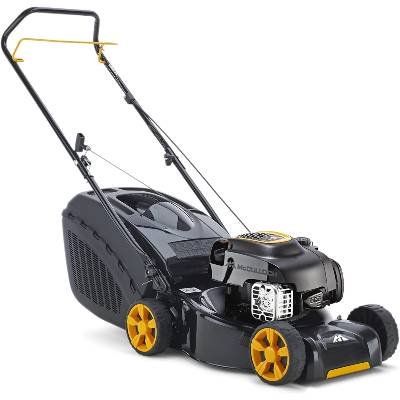 McCulloch M40-125 Petrol Push Collect Lawn Mower