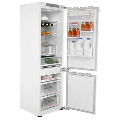 Samsung BRB260134WW Integrated 70/30 Frost Free Fridge Freezer with Fixed Door Fixing Kit