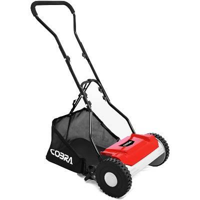 Cobra HM381 Manual Garden Lawnmower