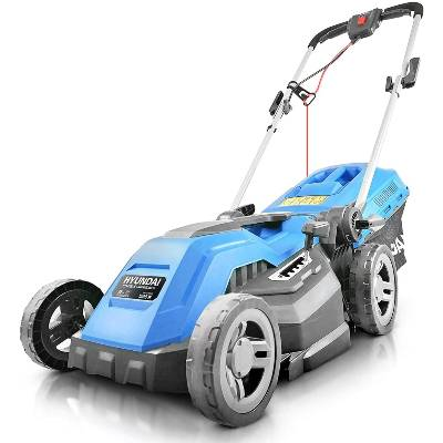 Hyundai HYM3800E Electric Lawnmower