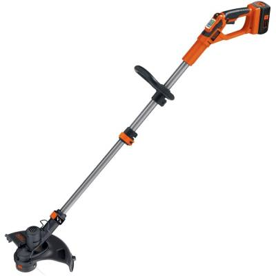 BLACK+DECKER 36 V Lithium-Ion Strimmer with 2.0 Ah Battery