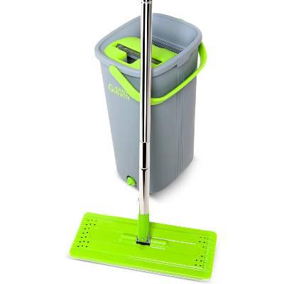 EasyGleam Mop and Bucket Set