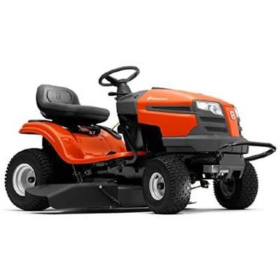 Husqvarna TS 138 Mulching Ride-On Lawnmower with Drive Wheels Start Electric 8600W 97cm Cut
