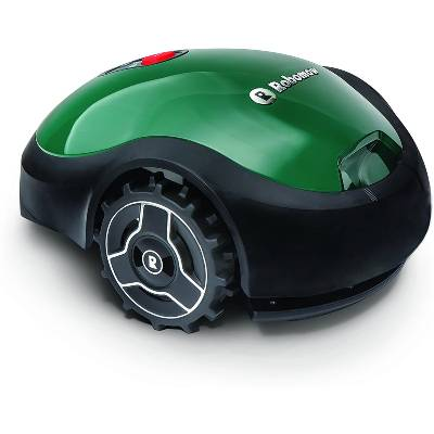 Robomow RX12U Robotic Compact Cordless Automatic Lawnmower
