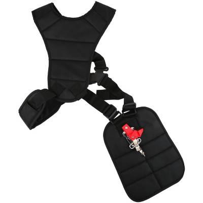 Yosoo Strimmer Harness Professional Double Shoulder Harness