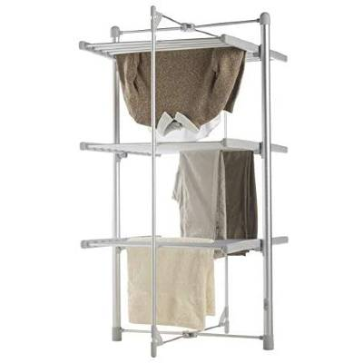 BARGAINS-GALORE 3 TIER ELECTRIC CLOTHES AIRER