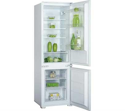 ESSENTIALS CIFF7018 Integrated 70 30 Fridge Freezer